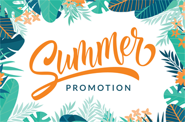 "Summer Promotion 2018"" alt="